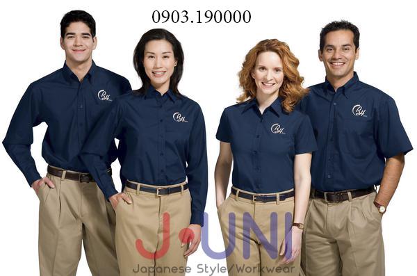 đồng phục công ty giá rẻ